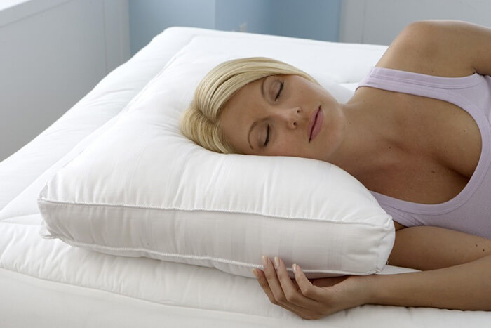 Best cheap pillow for side and stomach sleepers