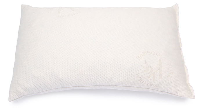 Shredded Memory Foam Side Sleeper Pillow