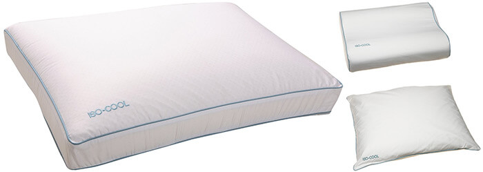best Sleep Better Iso-Cool Memory Foam Pillow review