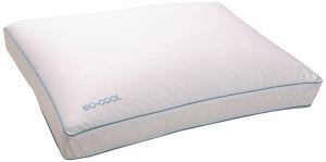 The Iso-Cool Memory Foam Pillow by Sleep Better Review, Gusseted Side Sleeper