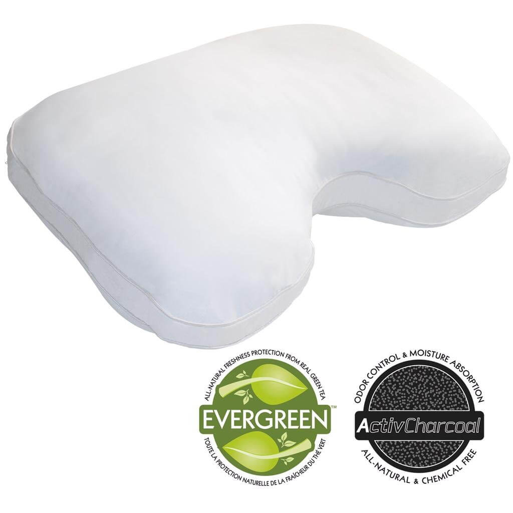 Sleep Master Memory Foam Side Sleeper Pillow Review