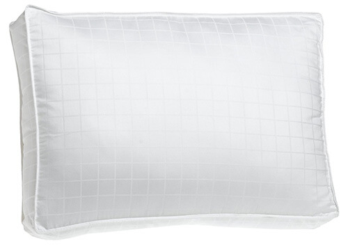 Beyond Down Gel Fiber Pillow best choice for Side Sleepers