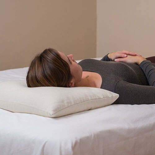 buckwheat pillow (made in usa) - comfysleep reviews