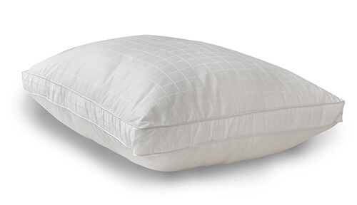 down alternative side sleepers pillow by five star a must have
