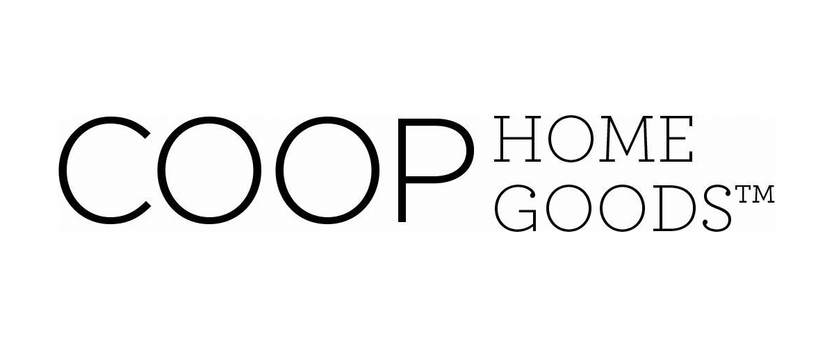 Coop Home Goods Logo, best pillow from Coop Home Goods