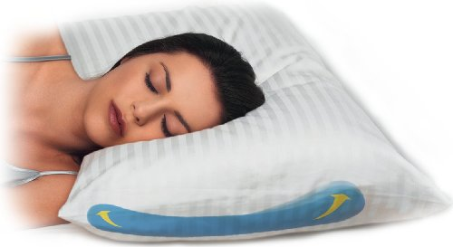 mediflow original waterbase pillow for neck pain
