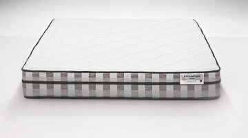 DreamFoam Bedding Ultimate Dreams Short 9-Inch Crazy Euro Top mattress