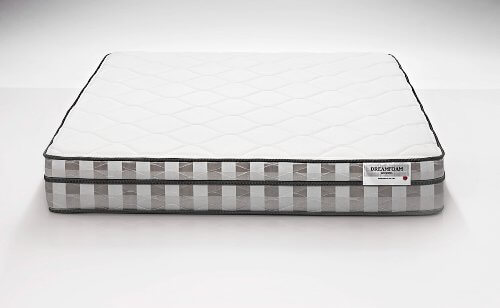 DreamFoam Bedding Ultimate Dreams 9-Inch Crazy Euro Top mattress
