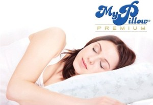 Mypillow Premium Series Bed Pillow Is Great For Back Stomach Side Sleepers