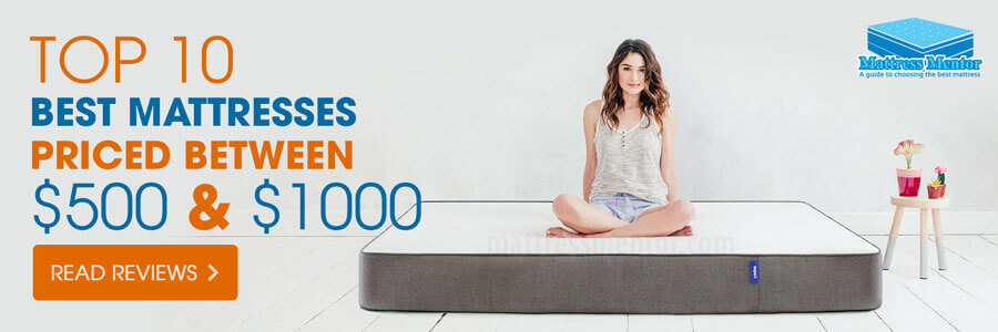 Best Mattresses for Under $1000