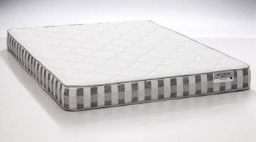 Ultimate Dreams Queen Crazy Quilt 7 inch TriZone Mattress, great mattress under $300
